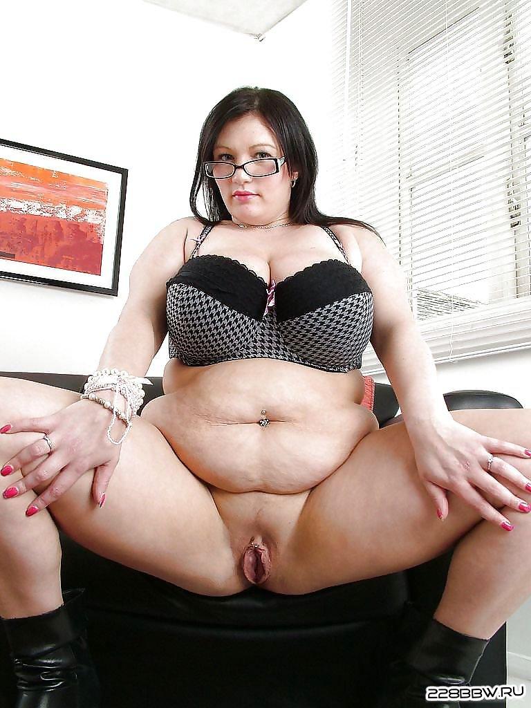 Пышные дамы порно фото
