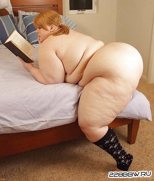 фото жоп жирных женщин
