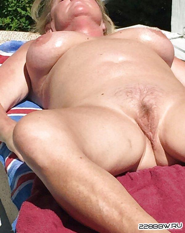 фото мега жирных голых женщин